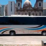 Micro-ônibus com banheiro RJ
