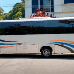 Exterior Micro-ônibus