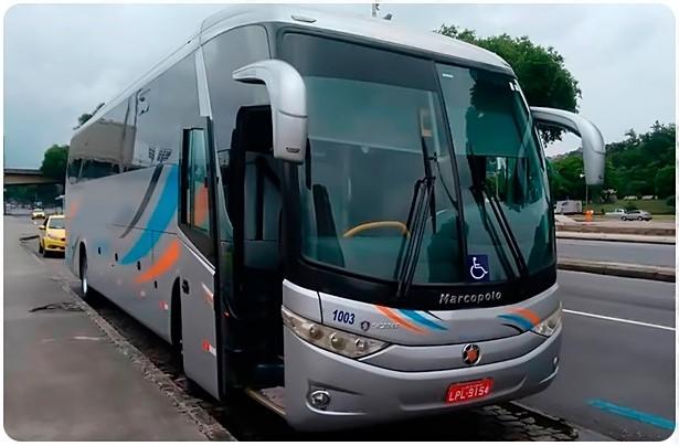 Aluguel de ônibus RJ