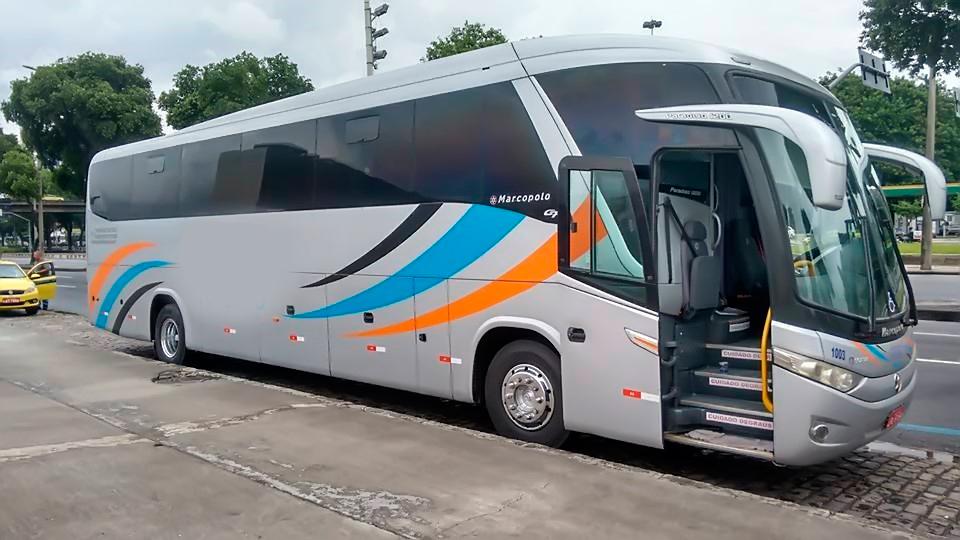 Ônibus no RJ