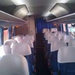 Interior micro-ônibus 2