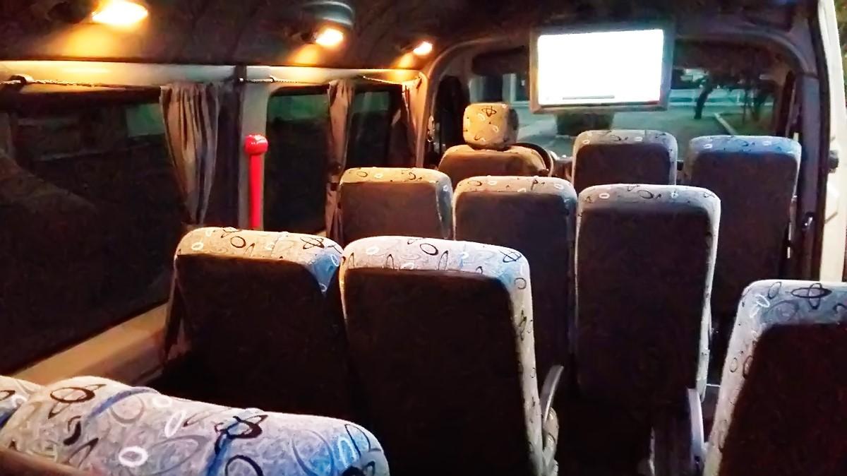 Interior Van